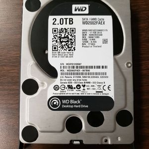 2TB Internal Hard Drive for Sale in Haines City, FL