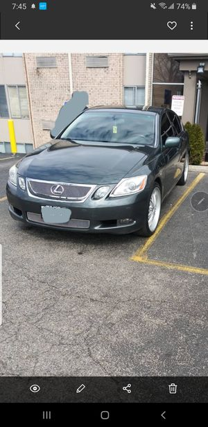 2006 lexus gs 350 for Sale in Cincinnati, OH