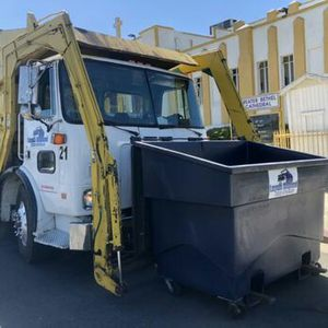 Dumpster trash bin roll off front load dumpsters for Sale in Los Angeles, CA