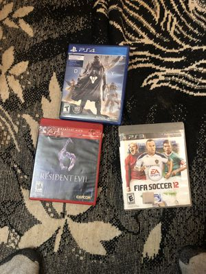 Game ps3 game ps5 for Sale in Bakersfield, CA