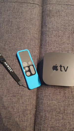 Apple TV 4k for Sale in Seattle, WA