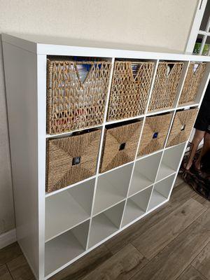 Ikea Kallax 16 Cubes for Sale in Orlando, FL