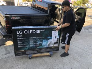 LG 55 inch 4K TV OLED Cx 2020 model oled55Cx for Sale in San Fernando, CA