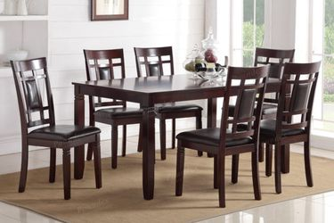 Brand New 7pc Dining Table Set for Sale in El Monte,  CA