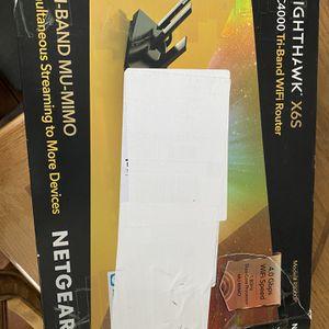 NETGEAR Nighthawk X6S Smart Wi-Fi Ac4000 Router for Sale in Hayward, CA