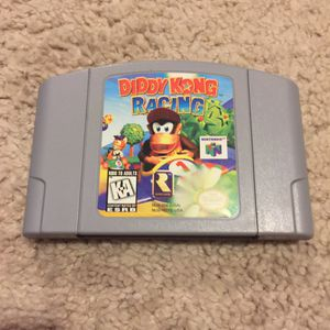 Diddy Kong Racing for Sale in Austin, TX