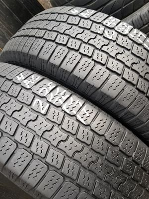 235/75-17 #2 tires for Sale in Alexandria, VA