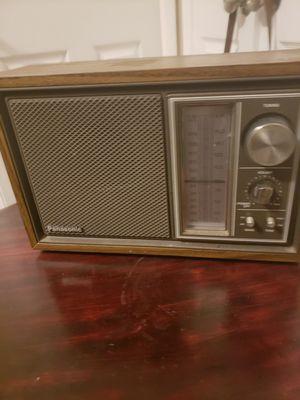 Antique Panasonic Radio for Sale in Fairfax Station, VA