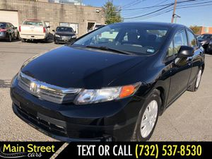 2012 Honda Civic Sdn for Sale in Brunswick, NJ
