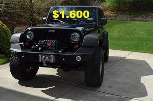 •Asking•$1600_USD•Jeep Wrangler•2010• for Sale in Orange, CA