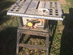 Table saw for Sale in Clovis, CA