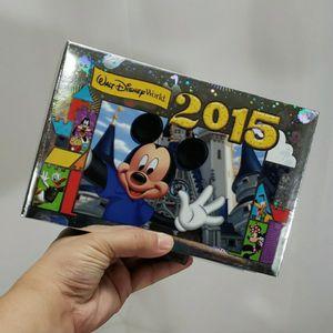 2015 Walt Disney World CD & Photo Album for Sale in Redmond, WA