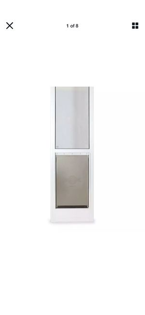 Patio panel door for the pet for Sale in Columbus, OH