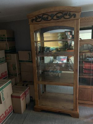 Curio Cabinet for Sale in Kansas City, MO
