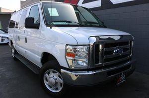 2014 Ford Econoline Wagon for Sale in Fullerton, CA
