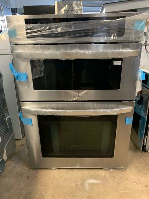 New LG Stainless Microwave Combo Oven for Sale in Fort Lauderdale, FL