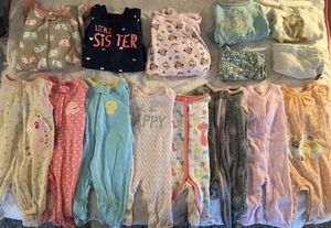 Baby clothes 0-3 month old for Sale in Austin, TX