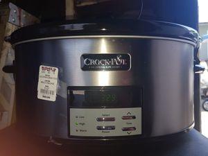 Crock pot cooker for Sale in Ontario, CA