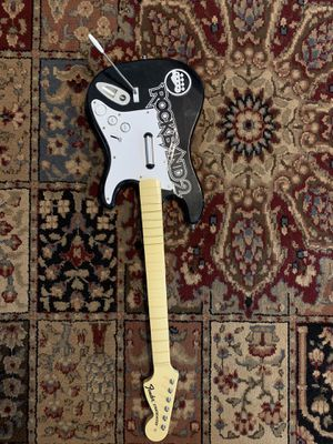 Rockband guitar for Sale in Marietta, GA