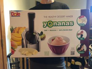 Yonanas (Banana soft serve maker) for Sale in Sunrise, FL