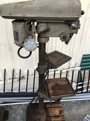 Vintage Buffalo drill press for Sale in Los Angeles, CA