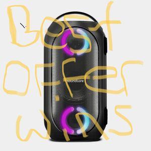 Soundcore rave mini Bluetooth waterproof speaker best offer wins for Sale in Surprise, AZ