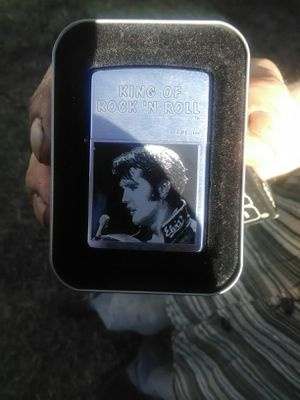 Elvis Presley zippo lighter for Sale in Holiday, FL