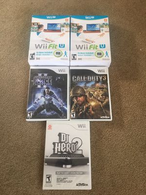 Nintendo Wii and Wii U games for Sale in Warminster, PA
