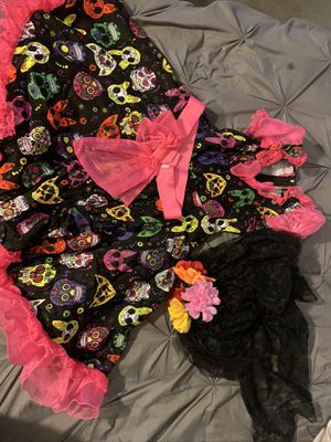 Sugar Skull Costume for Sale in Clearwater, FL