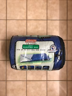 Sleeping bag for Sale in San Francisco, CA