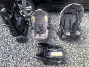 Graco 3 in 1 car seat stroller combo for Sale in Thomasville, NC