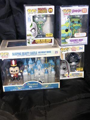 Funko lot Disney, Marvel for Sale in Ceres, CA