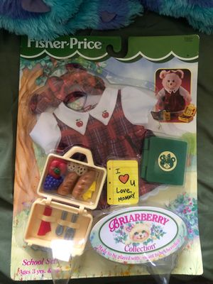 Briarberry collection clothes for dolls for Sale in Fontana, CA