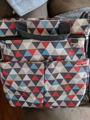 Skip hop diaper bag for Sale in Edison, NJ