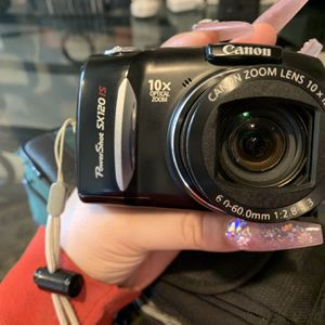 Canon Powershot Sx120 $70 for Sale in Fresno, CA