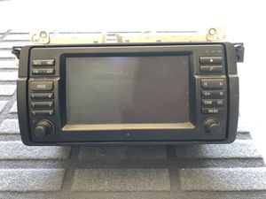 BMW E46 OEM NAVIGATION SCREEN (From 2003 330CI) for Sale in Woodbridge Township, NJ