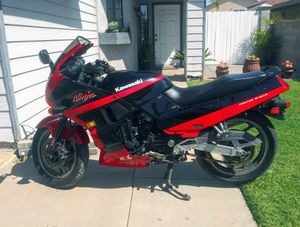 Motorcycle- 1989 Kawasaki Ninja -$1100 - OBO for Sale in Moreno Valley, CA