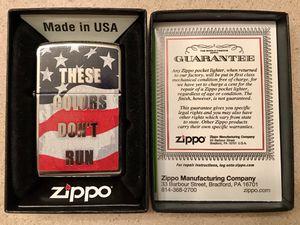 Zippo lighter for Sale in Litchfield Park, AZ
