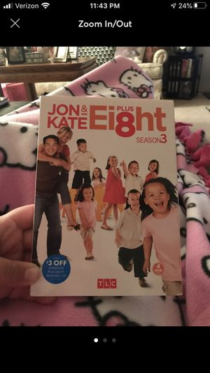 Jon and Kate Plus 8 season 3 for Sale in Normal, IL
