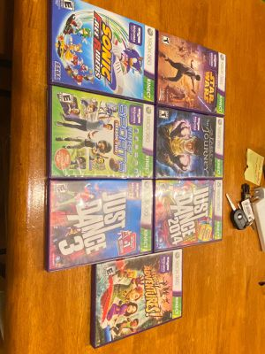 Kinect Xbox 360 and Wii Games for Sale in Canal Winchester, OH
