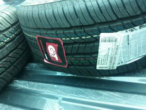 4 new tires 215/45R17 for Sale in Washington, DC