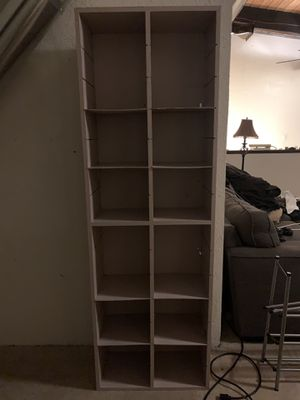 Tall adjustable shelving for Sale in Snohomish, WA