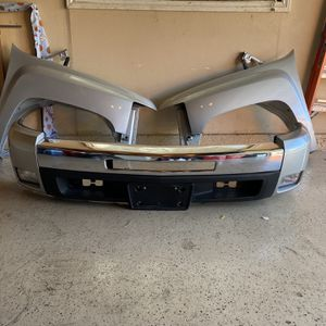 2007-2012 Silverado Fenders, Bumpers, Head Lights and Tires (Original Parts and Tires) for Sale in Vallejo, CA