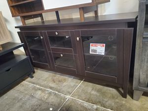 TV Stand, Red Cocoa for Sale in Norwalk, CA