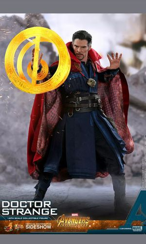 Hot Toys Doctor Strange Collectible Figure New for Sale in Royal Palm Beach, FL