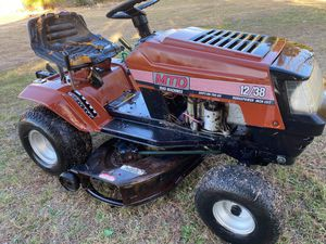 Riding lawnmower Yard for Sale in Bakersfield, CA