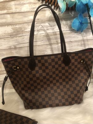 Louis Vuitton damier ebene neverfull mm for Sale in Collegedale, TN