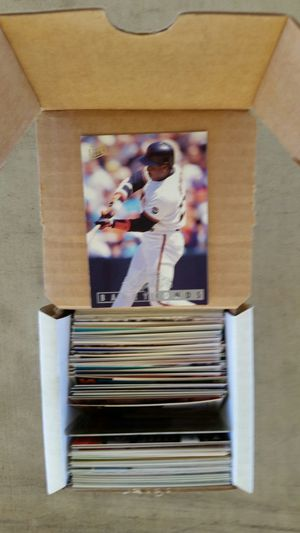 Assortment of San Francisco Giant baseball cards for Sale in Phoenix, AZ