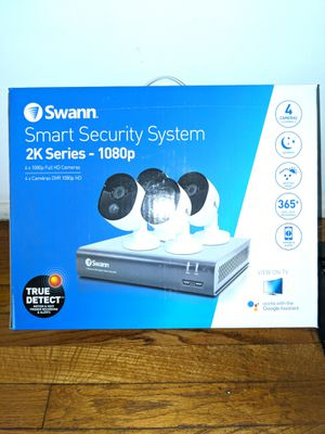 Swann Professional Security System for Sale in Long Beach, CA
