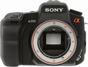 Sony A200 DSLR Camera for Sale in Valdosta, GA